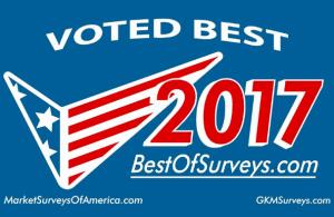 Best of Surveys 4 Year Champion!